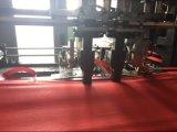 Sacchetto non tessuto del tessuto che fa macchina con la maniglia in linea che attacca Zxl-D700