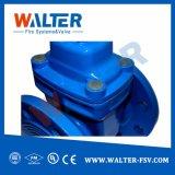 Válvula gaveta de haste não ascendente Vedante macio para a água