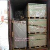 Tarjeta reforzada fibra del silicato del calcio del Ninguno-Asbesto para el material de construcción