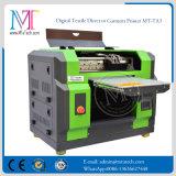 2017 MT с высокой скоростью 5 цветных Cmykw Dx5 блока цилиндров Custom футболка текстильной печати принтера