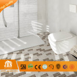 Random White Glass Mosaic and Marble for Wall (M855155)