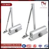 061 tipo muelles de puerta de aluminio clasificados del fuego medio de 45-60kg