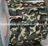 Prepainted電流を通された鋼鉄コイル(カラー上塗を施してある鋼鉄コイル)