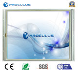 Faible coût de 15 pouces 1024*768 TFT LCD Module avec écran tactile résistif