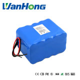 1100 18650 mAh 11,1V Bateria de lítio para a ferramenta eléctrica