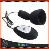 De Vibrator van Glans van het silicone voor het Mannelijke Duurzame Duurzame Ejaculation van de Vertraging van de Oefening Masturbator Speelgoed van het Geslacht van de Vibrator van de Penis voor Mensen