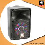 Navulbare Draagbare MiniSpreker met Radio pS-1708bt-Wb Bluetooth (leiden)