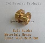 Made in China Torneado CNC de piezas de moldeado a presión para la lámpara