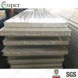 Pannelli a sandwich isolati acciaio impermeabile del tetto di ENV