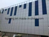 Prefabricados de metal barato asequible Multi Span Estructura de acero para Ghana