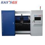 4kw Workingtable double Machine de découpe laser de haute précision de Hans GS