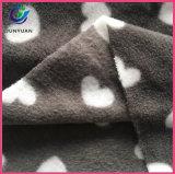 Высокое качество 100% полиэстер Micro напечатано полярных флис для детской одежды