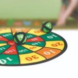 Dartboard di lancio del tessuto del gioco con la sfera di nylon della cinghia