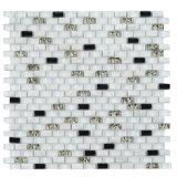 Nueva en venta Diamante Cuadrado de vidrio el arte del mosaico de piedra