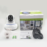 赤外線および動きの検出を用いる無線保安用カメラ