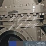Vatac углеродистой стали API 600 RF литой фланец запорный клапан