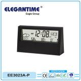 지원한 OEM/ODM는 LCD 기상대 시계를 주문한다