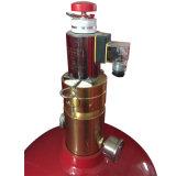 Sistema extintor del precio FM200 del extinguidor de la cabina