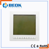 Thermostat de contrôle de température ambiante de thermostat de climatiseur d'écran LCD