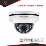 1개의 HD 돔 사진기에 대하여 CCTV 안전 감시 2MP 소형 CCTV 3X PTZ 4