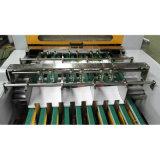 Automatique du papier copie A4 de la faucheuse (PLC, servo moteur)