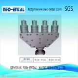 SGS сертифицированных пластиковых поливинилхлоридная труба пресс-формы машины из Китая