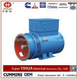 alternador sin cepillo marina del generador industrial de la CA 10kw/12.5kVA (8-400kW)