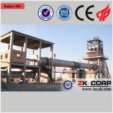 chaîne de production de la limette 500tpd rapide, chaîne de production de limette de dolomite