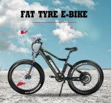 Una bicicletta grassa elettrica poco costosa da 26 pollici del rifornimento della Cina