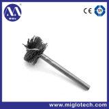 Cepillos Industriales Cepillos tubo personalizados para el rebabado pulido (Tb-200079)
