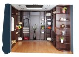Moderne Garderobe met de Deuren van de Schommeling voor het Meubilair van de Slaapkamer