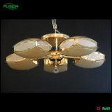 Iluminación de cristal simple de la lámpara, lámparas en la decoración