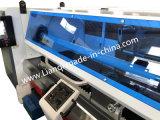 Lianqi安全カバーが付いている高速自動単一シャフトロール打抜き機