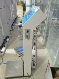 Spanische, englische, arabische, französische, russische Languge elektronische Flughafen-Gepäck-Maschine