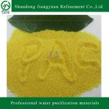 Polyaluminiumの塩化物の黄色力