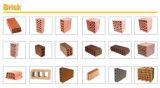 全煉瓦工場デザインの粘土の煉瓦作成機械
