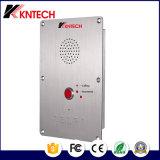 Téléphone Emergency d'intercom analogique industriel Doorphone visuel avec un bouton