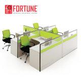 ハングを用いる金属の足2のSeaterワークステーションCPUの立場のオフィス用家具(FOH-SS40-2814)の