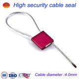 Selos superiores do cabo do fio ajustável da alta segurança de Jy4.0stz