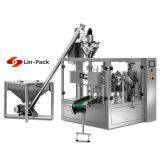 Auto maquinaria de pé de alta velocidade da embalagem do saco para o pó do café