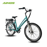 La pédale d'Aimos a aidé 250W Madame Easy Ride Motor Ebikes