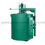 Type industriel four de mine de traitement thermique