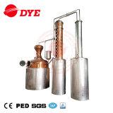 Destilador del vino del whisky del licor del equipo de la destilación del alcohol
