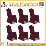 Tampa da cadeira do Spandex da boa qualidade para a venda
