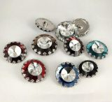 Factory Direct Excel Rhinestones Crystal Knell Short prop