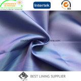 55% полиэстера, 45% вискозы саржа костюм внутренней панели боковины нанесите на единообразных подкладка ткань готов товаров