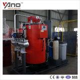 Certificado CE de 100 kg/h de la capacidad de la luz de combustible Diesel (Aceite) de la caldera de vapor/generador
