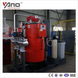 Caldaia a vapore dell'indicatore luminoso del combustibile di capienza 100kg/H (olio)/generatore diesel diplomati Ce