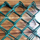 Загородка звена цепи конструкции /PVC цены по прейскуранту завода-изготовителя гальванизированная поставкой Coated свободно