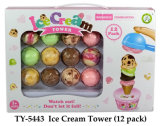 Lustiges Krapfen-Kuchen-Spielzeug